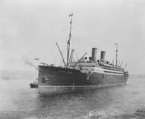 The Empress of Ireland